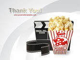 Film Entertainment PowerPoint Template#20