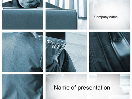 Stay in Touch with Office PowerPoint Template