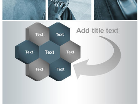 Stay in Touch with Office PowerPoint Template Slide 11