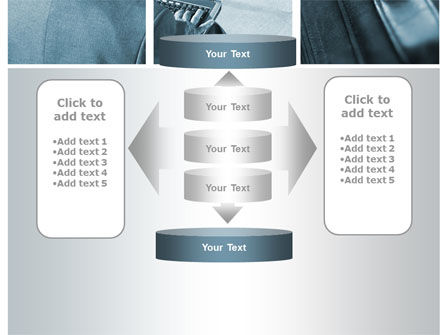 Stay in Touch with Office PowerPoint Template Slide 13