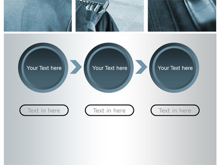 Stay in Touch with Office PowerPoint Template Slide 5