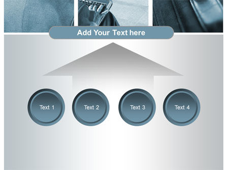 Stay in Touch with Office PowerPoint Template Slide 8