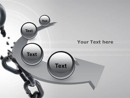 Weakness PowerPoint Template Slide 6