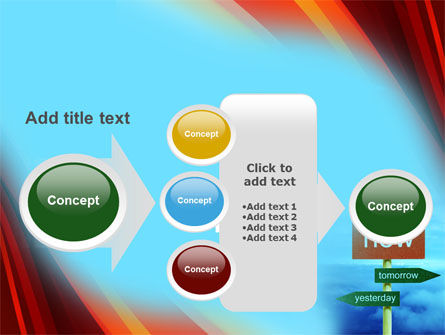 Time Concept PowerPoint Template Slide 17
