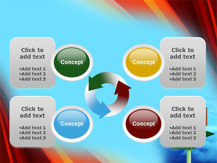 Time Concept PowerPoint Template Slide 9