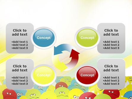 Moods PowerPoint Template Slide 9
