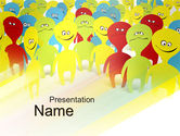 General: Moods PowerPoint Template #10468