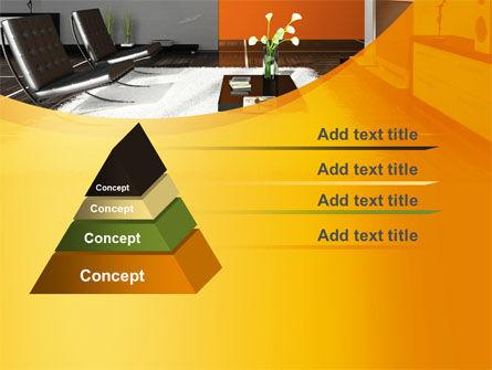 Home Interior Design PowerPoint Template Slide 12