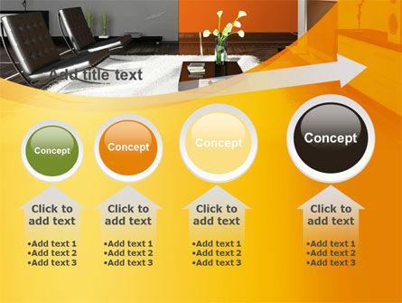 Home Interior Design PowerPoint Template Slide 13