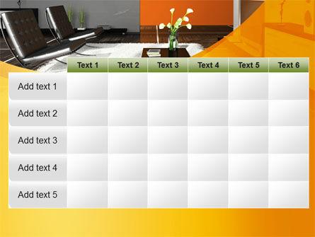 Home Interior Design PowerPoint Template Slide 15