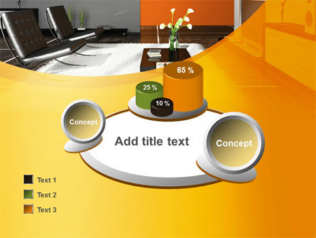 Home Interior Design PowerPoint Template Slide 16