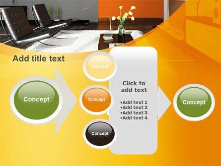 Home Interior Design PowerPoint Template Slide 17