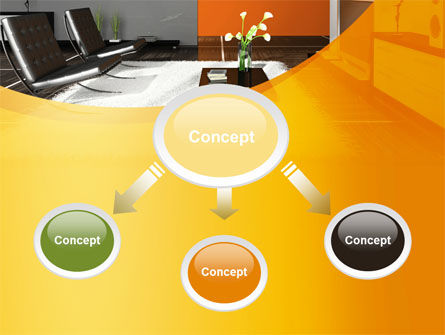 Home Interior Design PowerPoint Template, Slide 4, 10472, Careers/Industry — PoweredTemplate.com