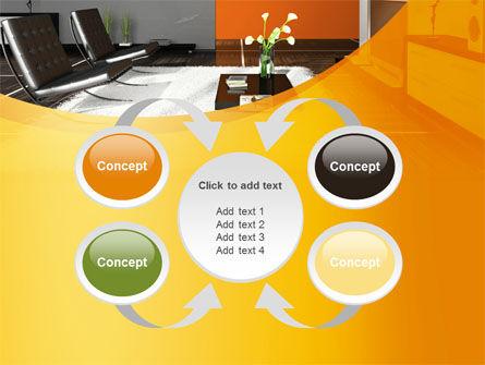 Home Interior Design PowerPoint Template Slide 6