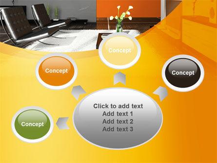 Home Interior Design PowerPoint Template Slide 7