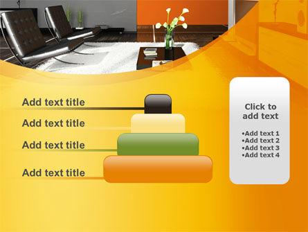 Home Interior Design PowerPoint Template Slide 8