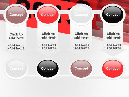 2013 Year's Plan PowerPoint Template Slide 18