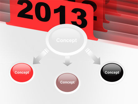 2013 Year's Plan PowerPoint Template, Slide 4, 10473, Business Concepts — PoweredTemplate.com