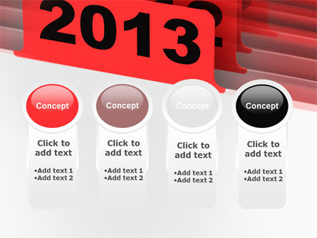 2013 Year's Plan PowerPoint Template Slide 5
