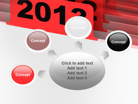 2013 Year's Plan PowerPoint Template Slide 7