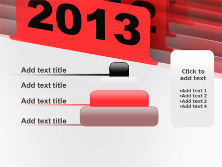2013 Year's Plan PowerPoint Template Slide 8