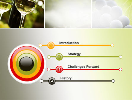 Aperitif PowerPoint Template, Slide 3, 10478, Food & Beverage — PoweredTemplate.com