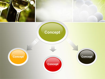 Aperitif PowerPoint Template, Slide 4, 10478, Food & Beverage — PoweredTemplate.com