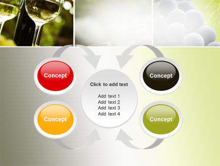 Aperitif PowerPoint Template Slide 6
