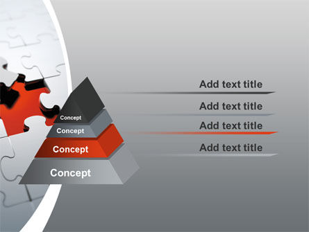 The Last Piece PowerPoint Template Slide 12