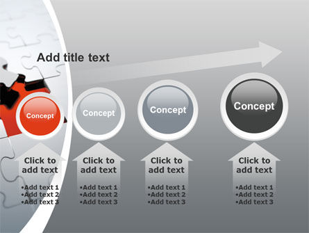 The Last Piece PowerPoint Template Slide 13
