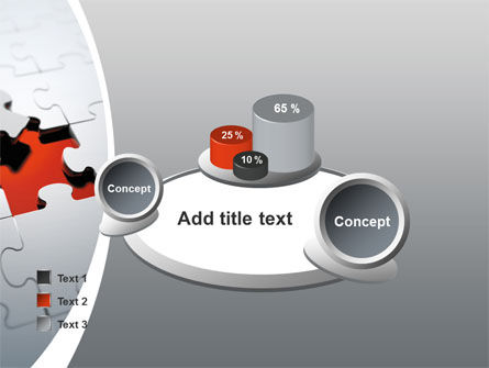 The Last Piece PowerPoint Template Slide 16