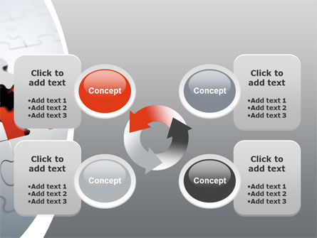 The Last Piece PowerPoint Template Slide 9