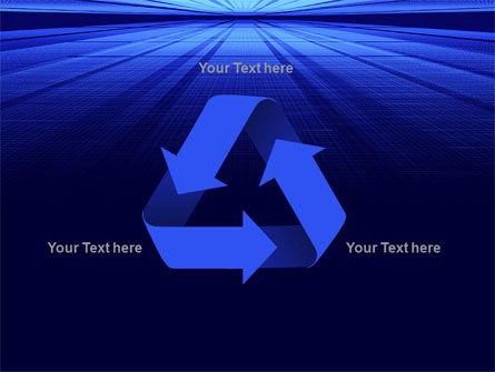 Digital Perspective PowerPoint Template Slide 10