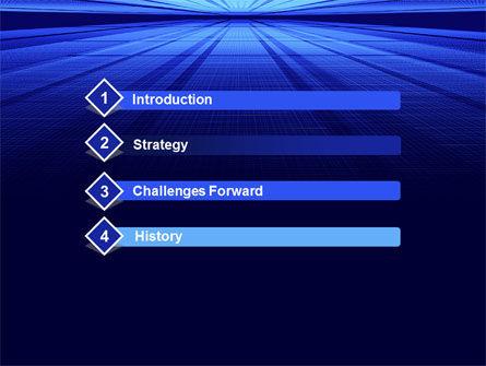 Digital Perspective PowerPoint Template Slide 3