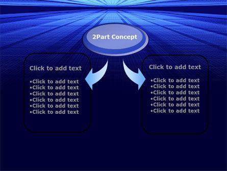 Digital Perspective PowerPoint Template, Slide 4, 10485, Abstract/Textures — PoweredTemplate.com