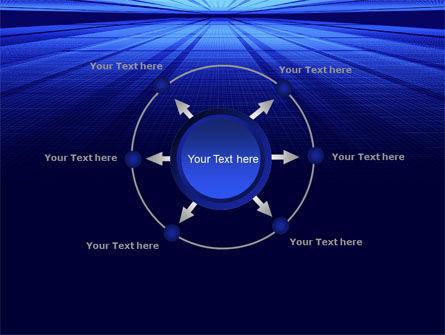 Digital Perspective PowerPoint Template Slide 7