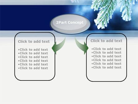 Winter PowerPoint Template, Slide 4, 10493, Nature & Environment — PoweredTemplate.com