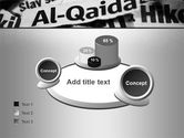 Terrorism PowerPoint Template#16