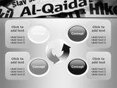 Terrorism PowerPoint Template#9