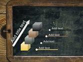 Chalkboard PowerPoint Template#14