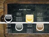 Chalkboard PowerPoint Template#18