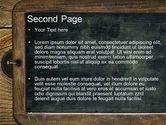 Chalkboard PowerPoint Template#2