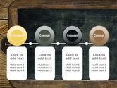 Chalkboard PowerPoint Template#5