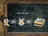 Chalkboard PowerPoint Template#9
