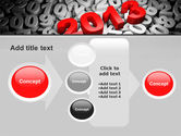 2013 and Other Years PowerPoint Template#17