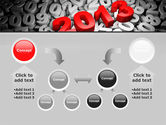 2013 and Other Years PowerPoint Template#19