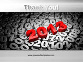 2013 and Other Years PowerPoint Template#20