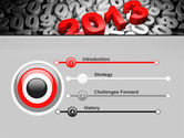2013 and Other Years PowerPoint Template#3