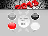 2013 and Other Years PowerPoint Template#6