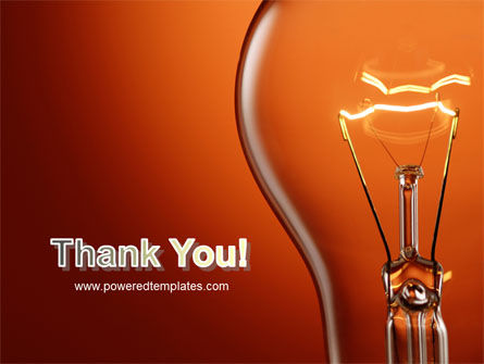 Incandescent PowerPoint Template Slide 20